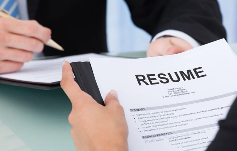 Expert CV Writing - CGC